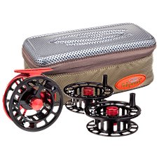 Cheeky Fly Fishing Boost Triple Play Fly Reel
