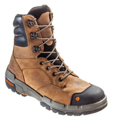789e414772f Wolverine Legend Waterproof Safety Toe Work Boots for Men