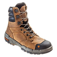Wolverine Legend Waterproof Safety Toe Work Boots for Men