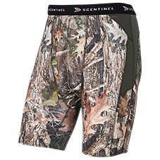 RedHead EnduraSkin Shorts with SCENTINEL for Men