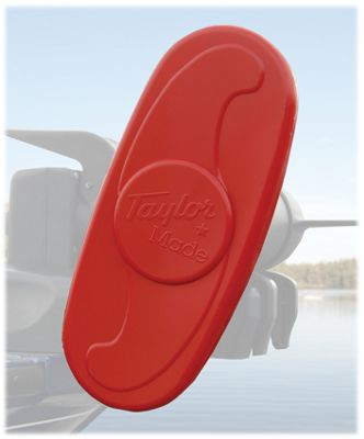 Taylor Made Trolling Motor Prop Cover - 2 Blade - Red
