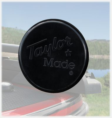Taylor Made Trolling Motor Prop Cover - 3 Blade - Black