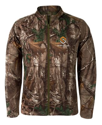 Scent-Lok Lightweight Jacket for Men – Realtree Xtra – L