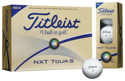 Titleist Nxt Tour S Golf Balls Walmart