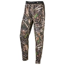 RedHead SCENTINEL Camo Thermal Bottoms for Men