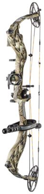 Diamond by Bowtech Deploy SB R.A.K. Compound Bow Package - Right Hand - 50-60 lbs.