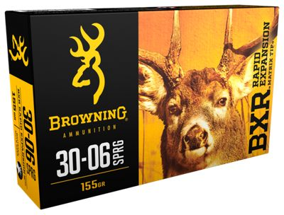 Browning Bxr Centerfire Rifle Ammo 20 Rounds .30-30 Winchester by USA Browning Gun Ammunition
