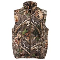 Ridge Hunter Windproof Fleece Vest for Men