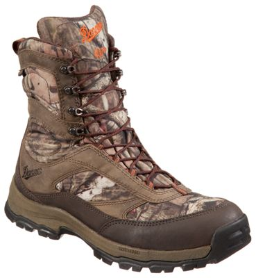 Danner High Ground GORE-TEX Insulated Hunting Boots for Men – Mossy Oak Break-Up Country – 8M
