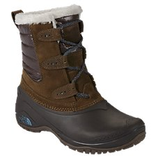 The North Face Shellista II Shorty Insulated Waterproof Pac Boots for Ladies