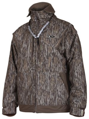 894be3487a746 Drake Waterfowl Systems MST Waterfowl Fleece-Lined Full Zip 2.0 Jacket for  Men | Bass Pro Shops