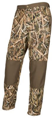Drake Waterfowl Systems MST Jean Cut Under-Wader Pants 2.0 for Men – Realtree Max-5 – 2XL