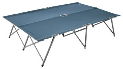 Click here to buy Bass Pro Shops Eclipse Double Speed Frame Cot.