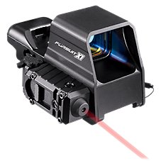 Pursuit X1 Tactical Reflex Sight with Laser