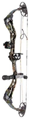 Diamond by Bowtech Edge SB-1 Compound Bow Package - Mossy Oak Break-Up Country - Left Hand thumbnail