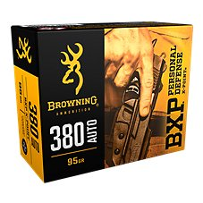 Browning BXP Personal Defense Handgun Ammo