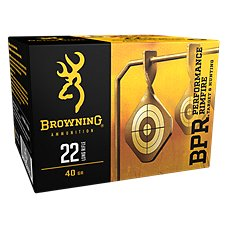 Browning BPR Performance Rimfire Ammo