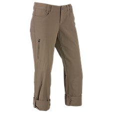 Ascend Stretch Woven Trail Pants for Ladies