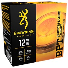 Browning BPT Performance Target Sporting Load Shotshells