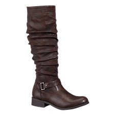 Natural Reflections Reiley Scrunch Boots for Ladies