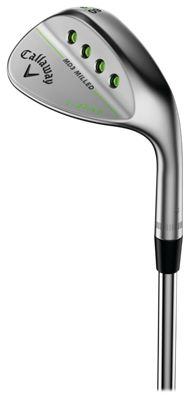 Callaway Men's MD3 Milled S-Grind Wedges - Chrome-Right Hand-54 Degree 10 Bounce-Dynamic Gold-Stiff