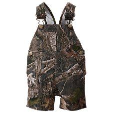 Bass Pro Shops Bib Overalls for Baby Boys