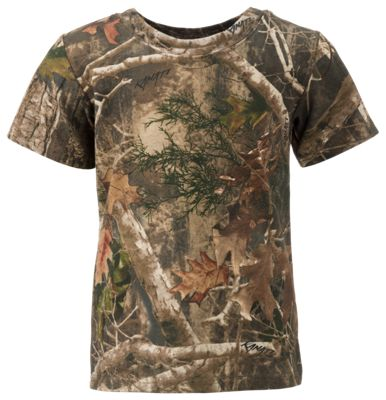 Bass Pro Shops TrueTimber T-Shirt for Toddler Boys – TrueTimber Kanati – 9M