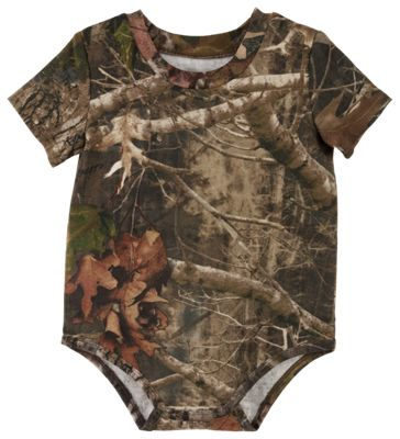 Bass Pro Shops Bodysuit for Baby Boys by