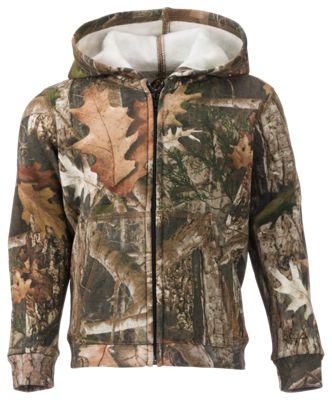 Bass Pro Shops TrueTimber Kanati Full-Zip Hoodie for Toddler Boys - TrueTimber Kanati - 2T thumbnail