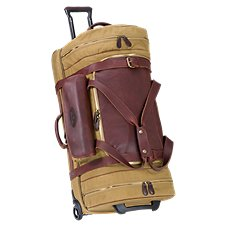 Bob Timberlake Luggage Collection 32'' Wheeled Drop Bottom Duffel