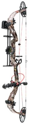 BlackOut S3 Compound Bow Package – TrueTimber Kanati – 60-70 lb. Draw Weight – Right Hand