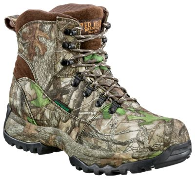 RedHead Trekker IV Waterproof Hunting Boots for Men by