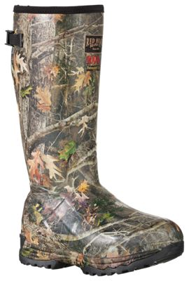 size 40 654b5 05dce RedHead Guide Insulated Camo Rubber Boots for Men TrueTimber ...