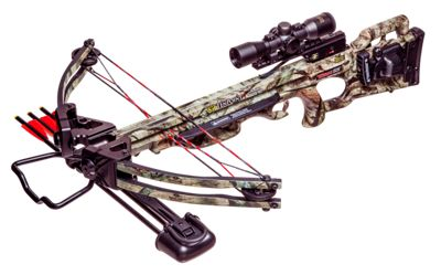 Tenpoint Titan Ss Acudraw Crossbow Package Wacudraw 50