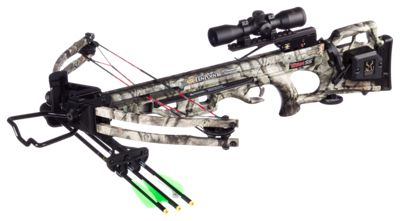 Tenpoint Titan Ss Acudraw Crossbow Package W Acudraw