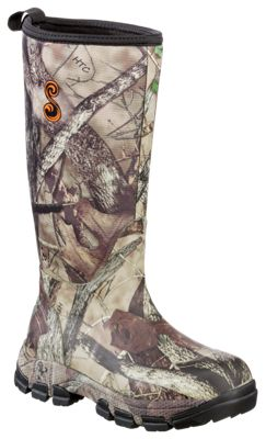 SHE Outdoor SpanTough 13'' Waterproof Hunting Boots for Ladies by