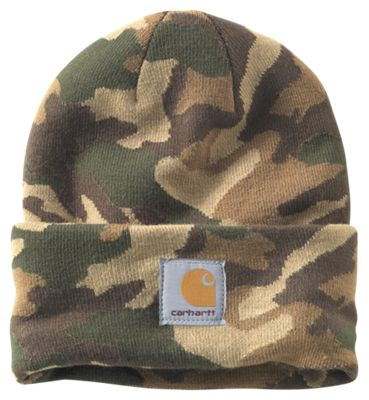 f1a007faaba Carhartt Camo Watch Hat