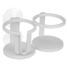 Sea-Dog Single/Dual Drink Holder with Suction Cups