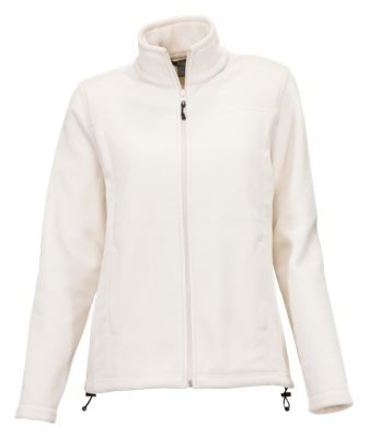Natural Reflections Full-Zip Fleece Jacket for Ladies - Pristine - 2XL
