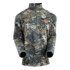 Sitka GORE OPTIFADE Concealment Waterfowl Timber Core Midweight Zip-T for Men