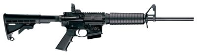 Smith & Wesson M&P 15 Sport II Semiautomatic Tactical Rifles