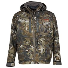Sitka GORE OPTIFADE Concealment Waterfowl Timber Hudson Insulated Jacket