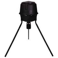 Moultrie Deer Feeder Pro 30 Gallon Tripod Game Feeder