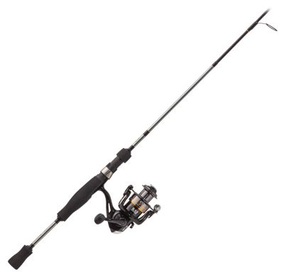 Bass Pro Shops MegaCast Spinning Rod and Reel Combo – 7'MH