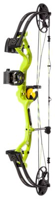 Bear Archery Cruzer Lite RTH Compound Bow Package - Yellow - Left Hand