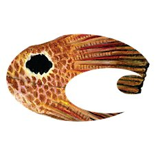 Costa Logo Redfish Decal