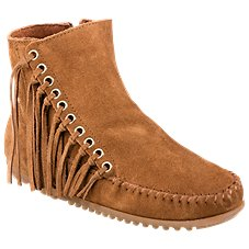 Minnetonka Moccasin Willow Boots for Ladies