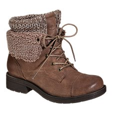 Natural Reflections Veruca Sweater Bootie Boots for Ladies