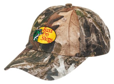Bass Pro Shops TrueTimber Camo Cap for Babies, Toddlers, or Kids by