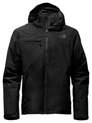 5fb76a2cd The North Face Condor Triclimate Jacket for Men TNF Black S